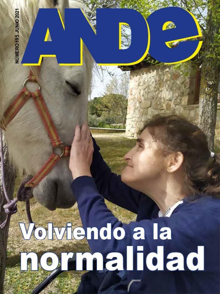Revista Fundacion Ande. Junio 195
